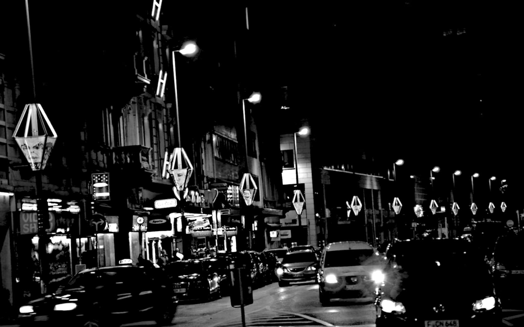 BV Laterne, Bahnhofsviertel, Rotlichviertel Frankfurt am Main, Lampions, Oktaeder lampen, lightinstallation, citylight, keinStil.GmbH, Tatcraft GmbH