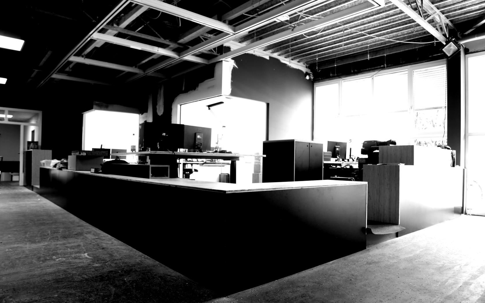 Neues Bürodesign für die Firma Tecstage in Freiburg