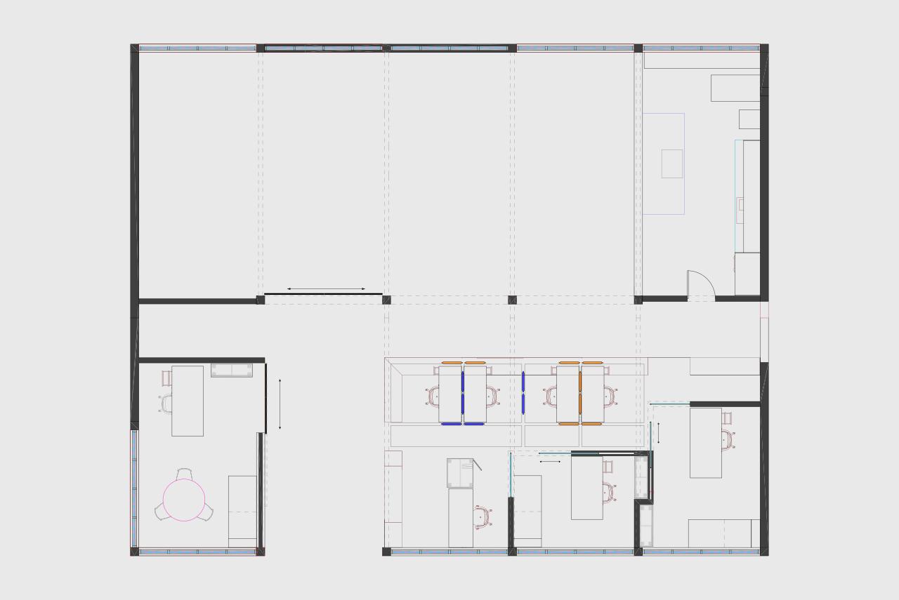 office design, interiordesign, innenausbau büro,