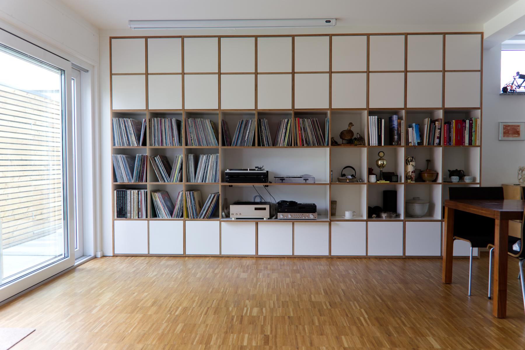 Shelf @keinStil. Innenausbau, Möbeldesign, Interiordesign