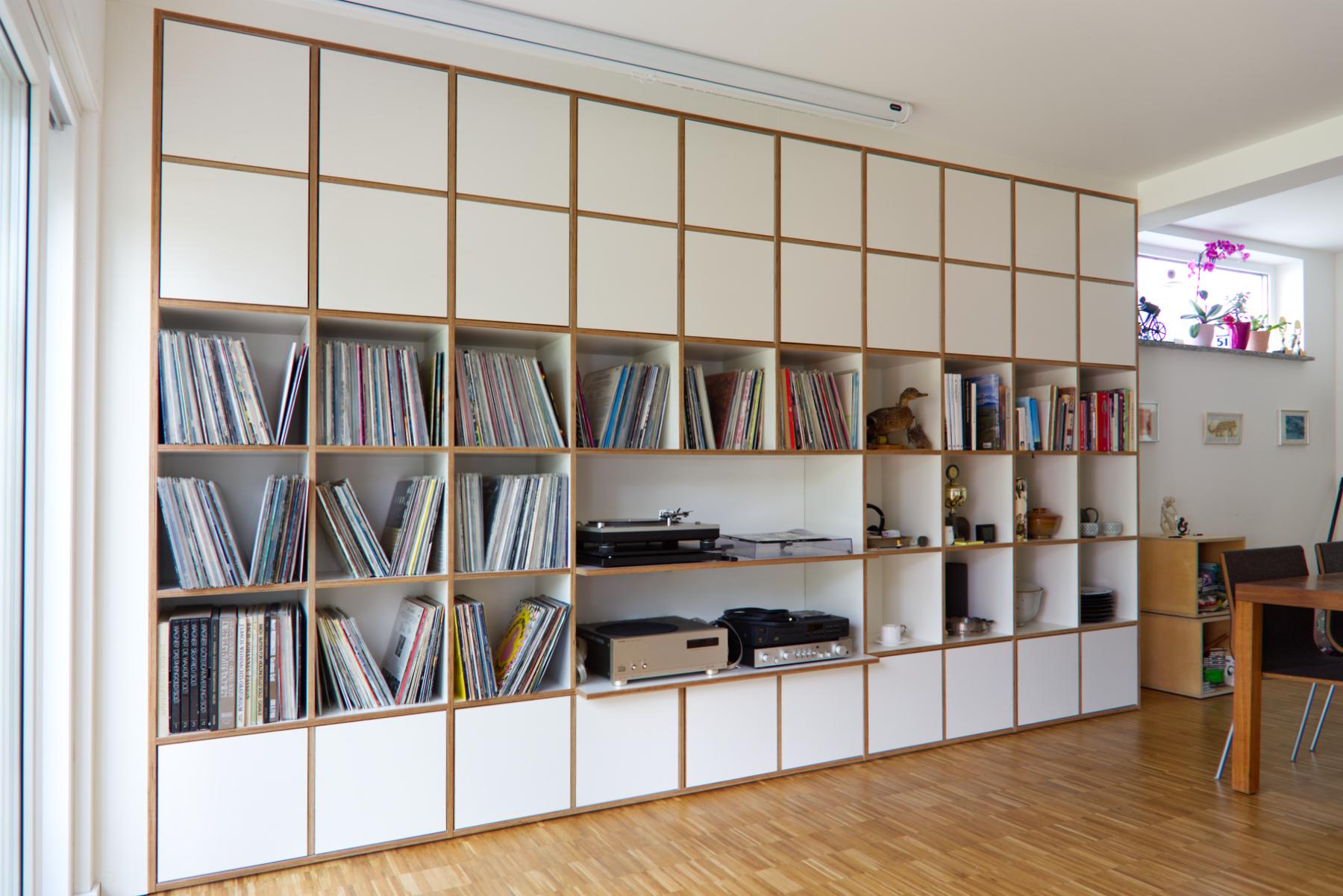 Möbeldesign, Innenausbau, Raumgestaltung